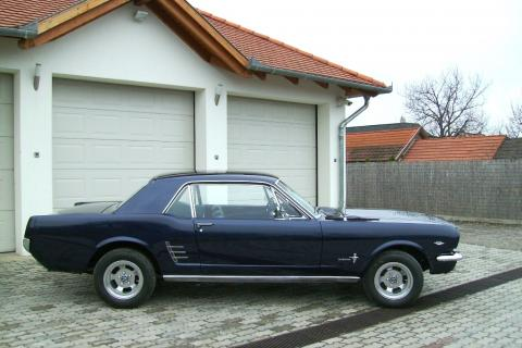 Ford Mustang Coupe 289