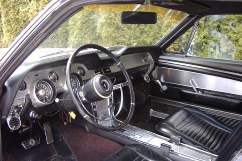 Ford Mustang Fastback 390 GTA