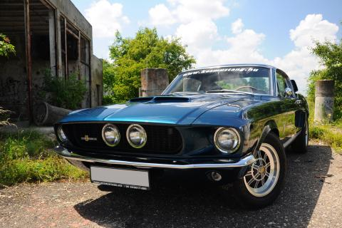 """1967 Ford Mustang Shelby GT350 """"Clone"""""""