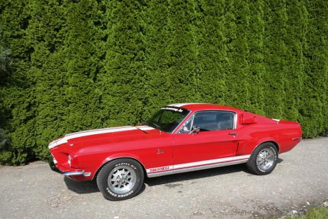 1968 Ford Mustang Shelby GT500 KR
