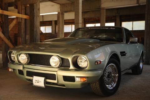 1985 Aston Martin Oscar India