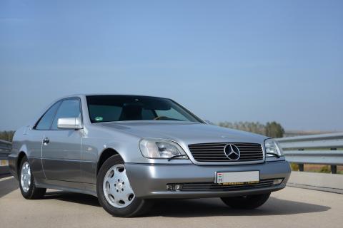 1994 Mercedes-Benz S600 C140