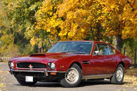 1977 Aston Martin V8 Series 3