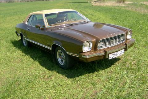 1974 Ford Mustang II Coupe