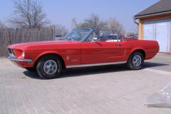 Ford Mustang Cabrio 302