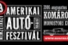 9. Nemzetközi Amerikai Autós Fesztivál - Komárom