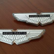 """Géptető embléma """"Aston Martin"""""""