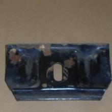Akkumulátor leszorító lemez