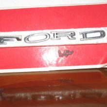 Ford embléma betű