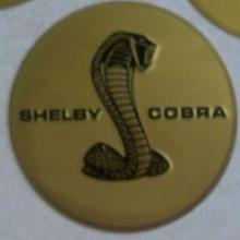 Kormányközép matrica 67 Shelby