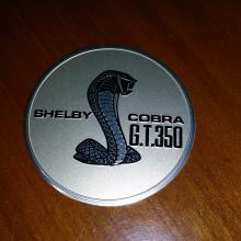 Kormányközép matrica Shelby GT350